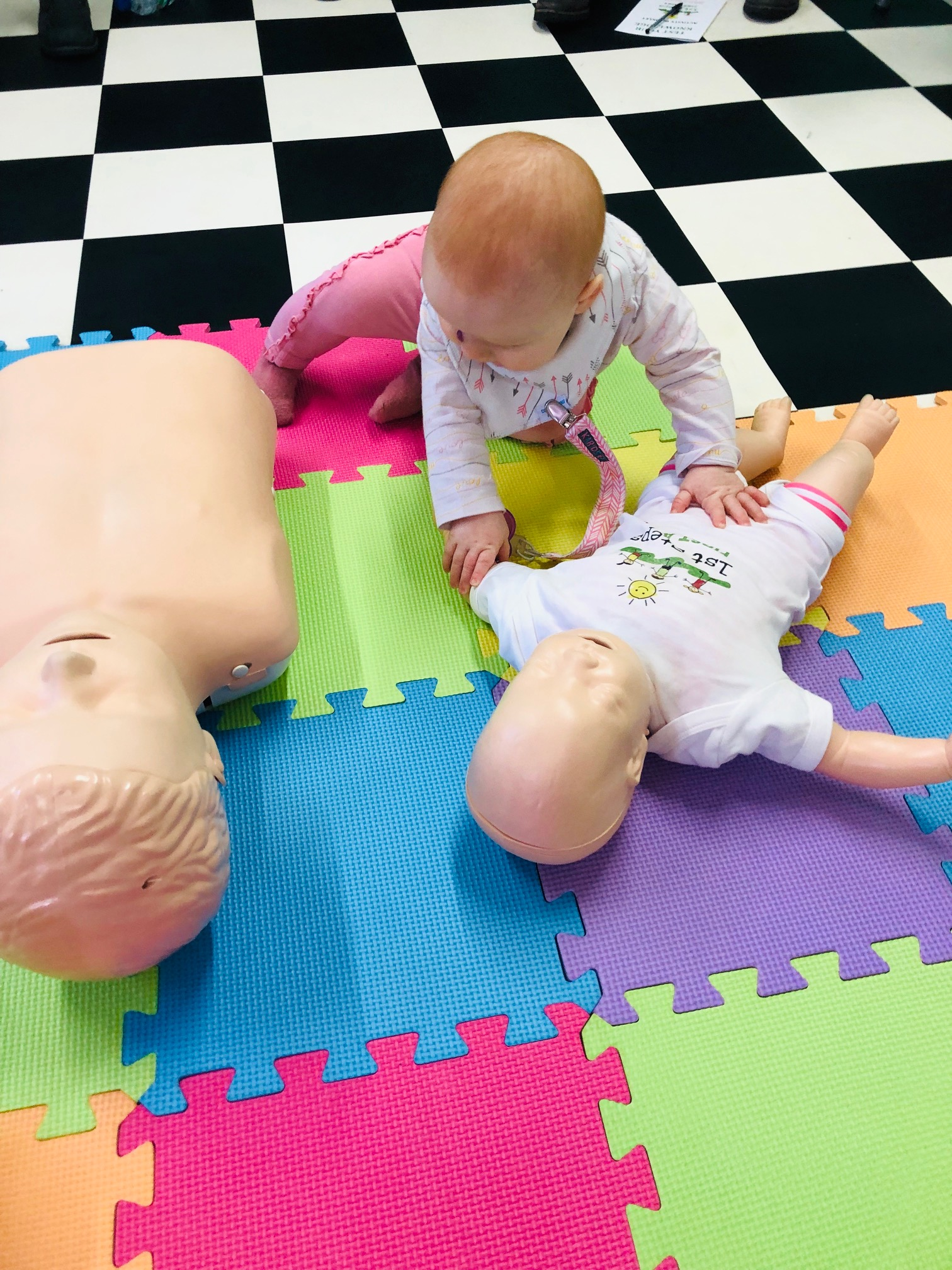 2 Hour Baby & Child First Aid