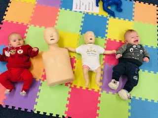 baby friendly classes