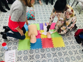 baby and child cpr